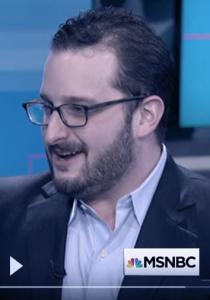 Scott Gerber on MSNBC